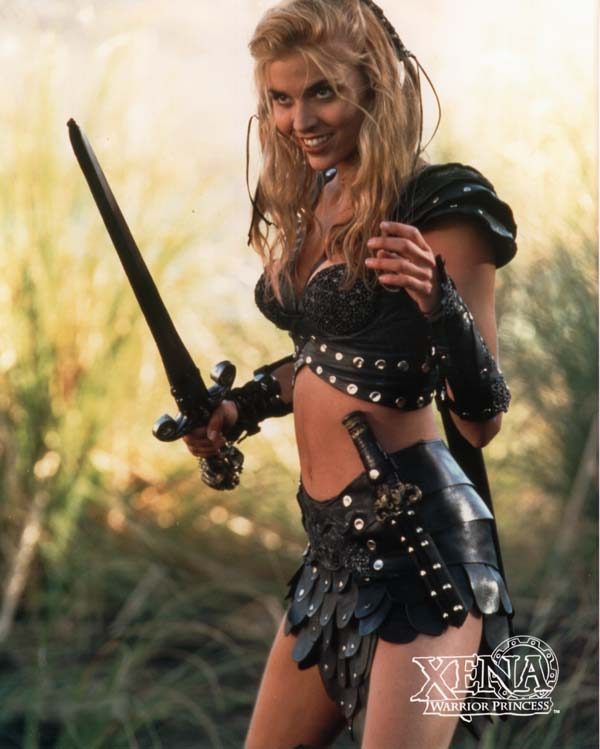 Death In A Chainmail Bikini Xena Rewatch 121 124 Tansyrrcom