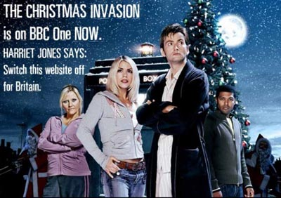 Watching New Who: The Christmas Invasion – tansyrr.com