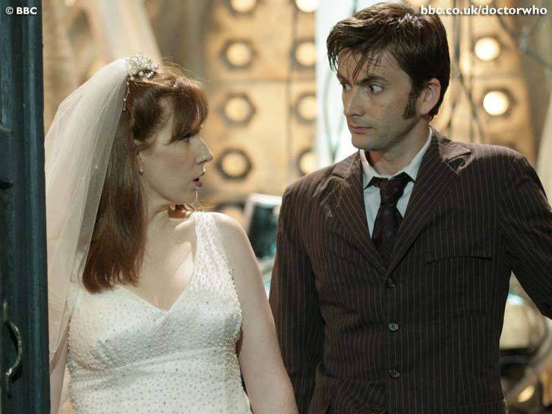 Watching New Who: The Runaway Bride – tansyrr.com