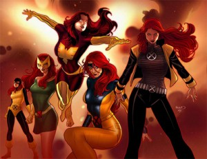 When the X-Men first began X Men Female Characters Names