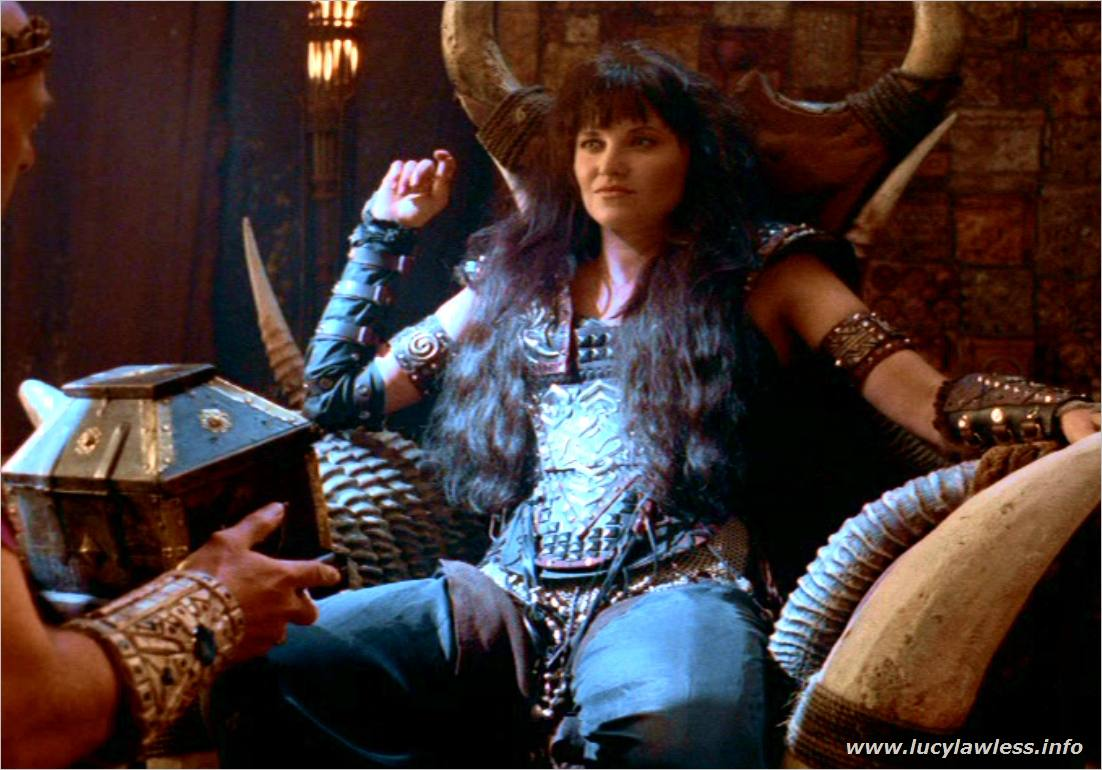 Xena Angry Xena  there s our girl Xena Warrior Princess Angry