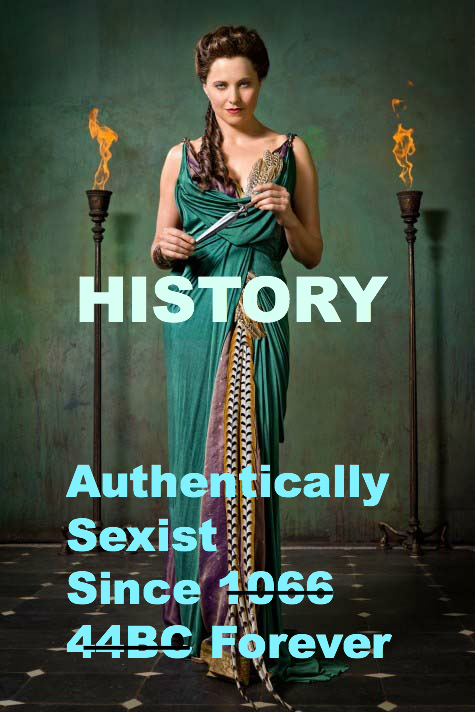 history authentically sexist