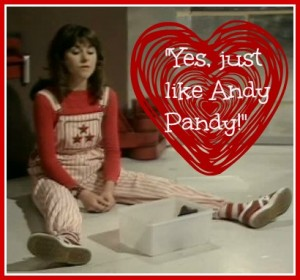 sarah jane andy pandy