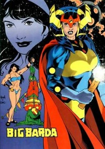 Big barda Yay