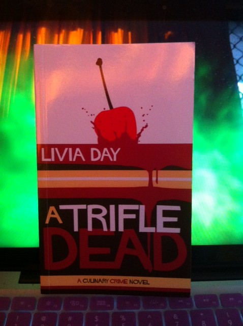 author copy a trifle dead livia day