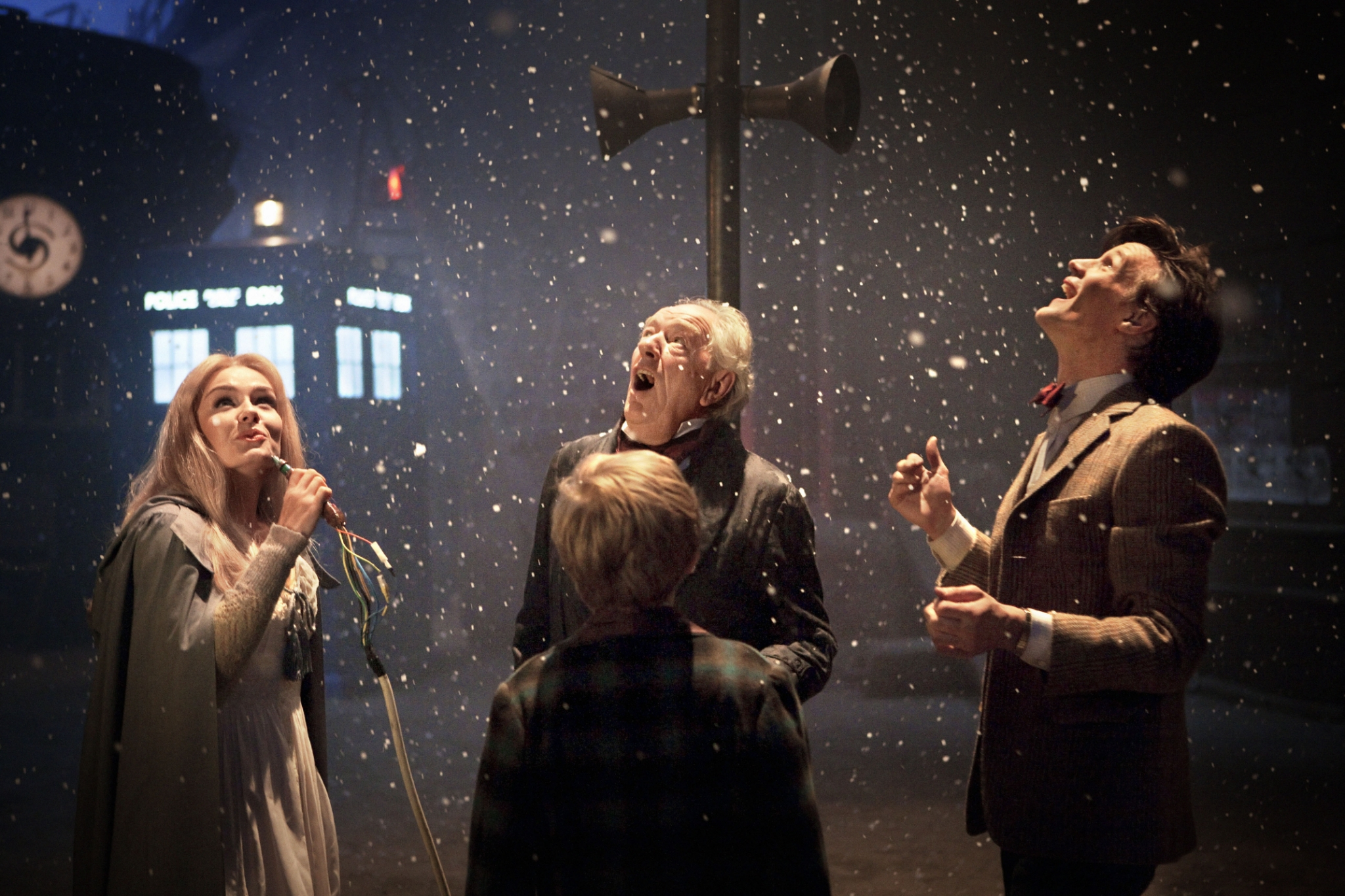 Doctor Who Christmas Special 2013.Watching New Who A Christmas Carol Tansyrr Com