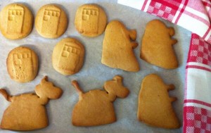 Gingerbread daleks: a holiday philosophy