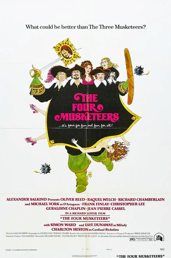 The-Four-Musketeers-1974The Four Musketeers 1974