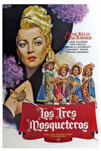 Poster - Three Musketeers, The (1948)_01