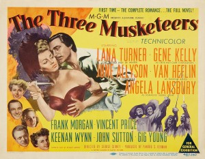 Poster - Three Musketeers, The (1948)_02