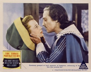 Poster - Three Musketeers, The (1948)_07