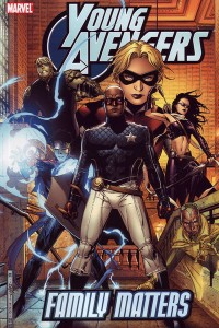 Young Avengers vol. 2-Family Matters