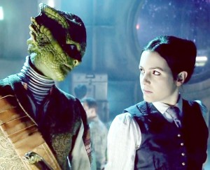 Jenny and Vastra